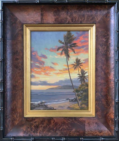 Island Dreaming by Daryl Millard Original Oil Painting