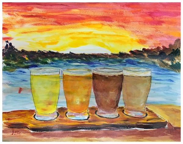Sunset Flight Art | Sunrise Galleries