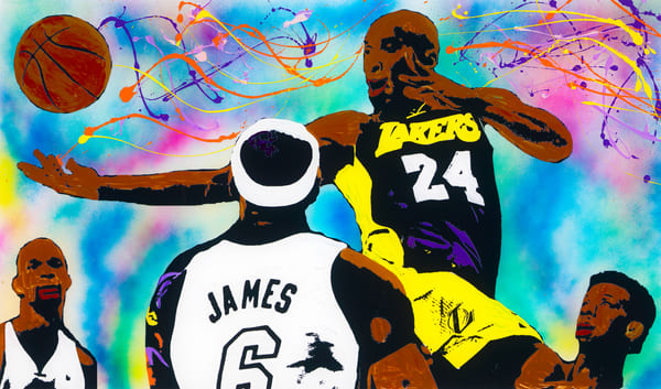 24 | Sports Art | JD Shultz Art