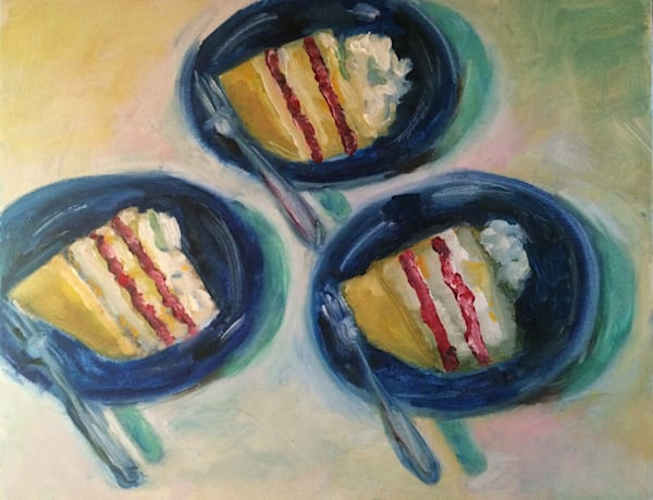 Let Them Eat Cake Art | RPAC Gallery