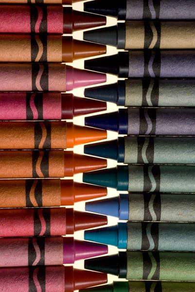 Crayons 5 Photography Art | Rick Gardner Photography