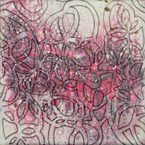 An Online Gallery With Original Abstract Art.