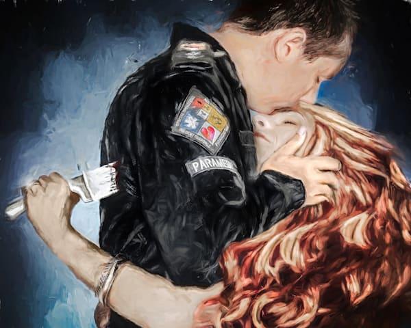 The Last Kiss Art | DanSun Photo Art