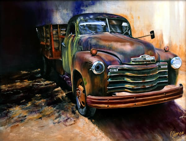 1947 Chevrolet Truck/Into the Light Limited Edition
