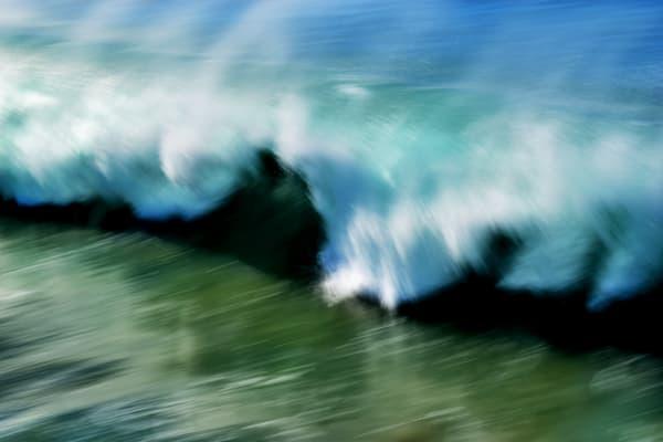 Broken Wave Art   Norlynne Coar Fine Art