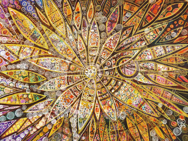 Midnight Cathedral Sky Art   Cynthia Christensen Art
