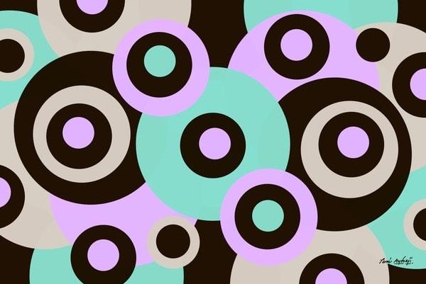 Circles Of Life (Loyalty) Art   TEMI ART, LLC.