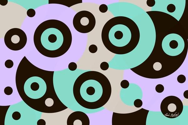Circles Of Life (Love) Art   TEMI ART, LLC.