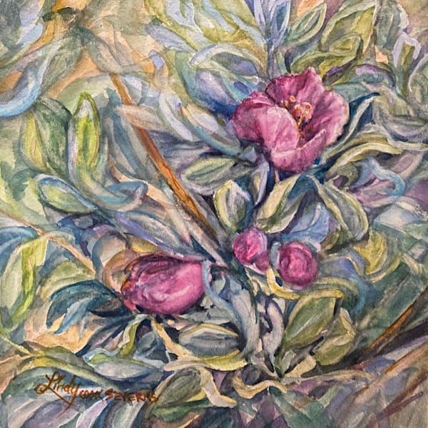 Lindy C Severns Art | Cenizo Maze, original