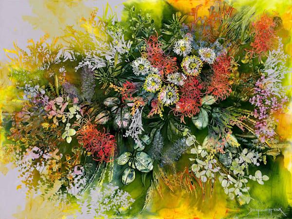 Grevillea bouquet