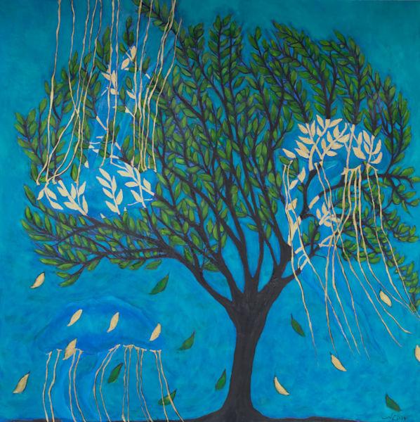 Life Of A Tree Underwater Copy Art | Norlynne Coar Fine Art