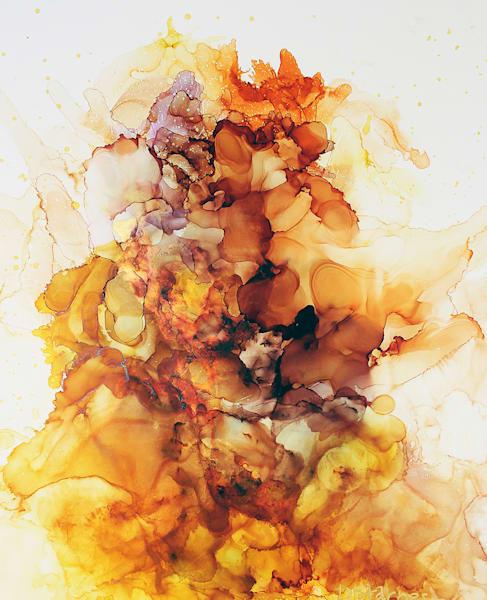 Citrine Dreams Art   Donna Starnes Creative