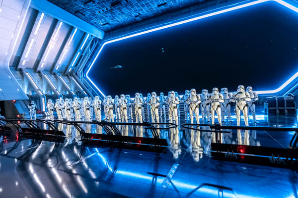 Rise Of The Resistance Stormtrooper Room 2 Photography Art   William Drew Photography