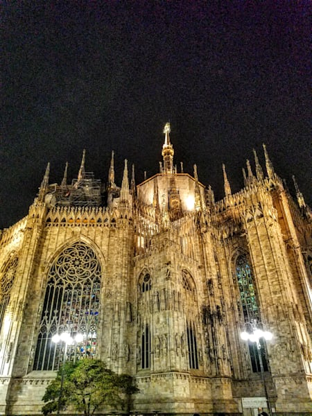 Milan Duomo   A Different View Photography Art | Photoissimo - Fine Art Photography