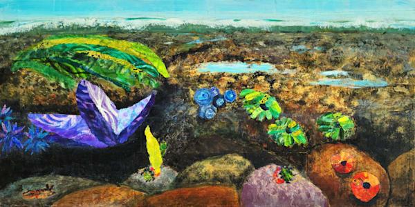 Between The Sky And The Sea Art | Poppyfish Studio