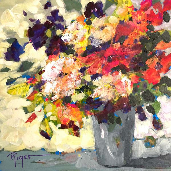In The Moment Art   Sue Riger Studio
