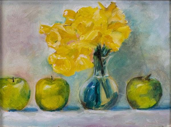 Daffodil Morning Art | RPAC Gallery