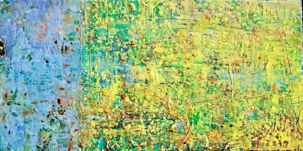 Forsizia Art | Ginny Krueger
