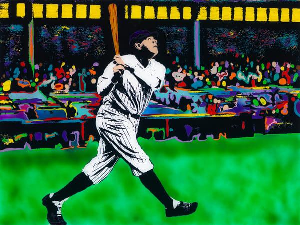 Babe | Sports Art | JD Shultz Art