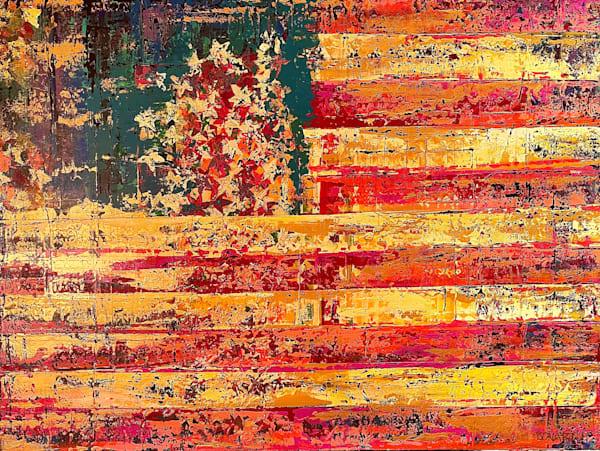 America The Beautiful Art | benbonart