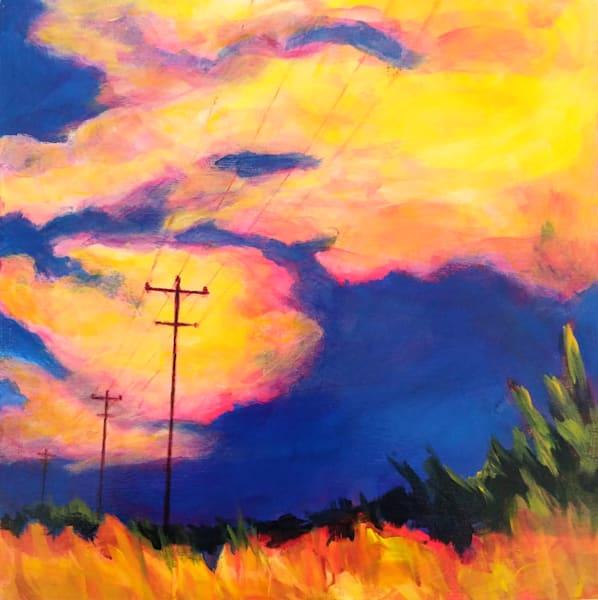 Light Power Art | Lesley McVicar Art