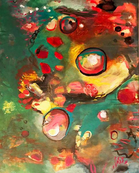 Circles Of Space Art   Judith Visker Art