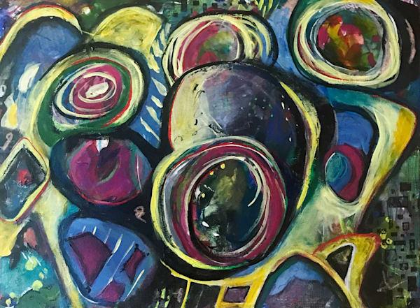 Awake And Unafraid Art   Judith Visker Art