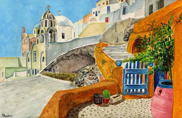 Summer Vacation Original Art Art   Artwork by Rouch