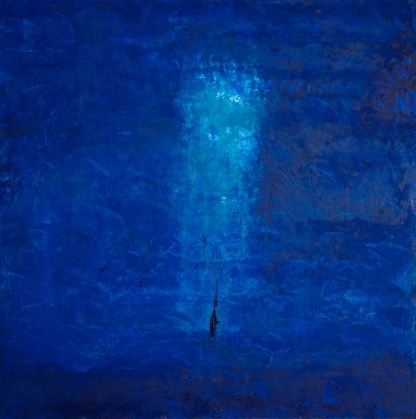 Blue Art   Norlynne Coar Fine Art