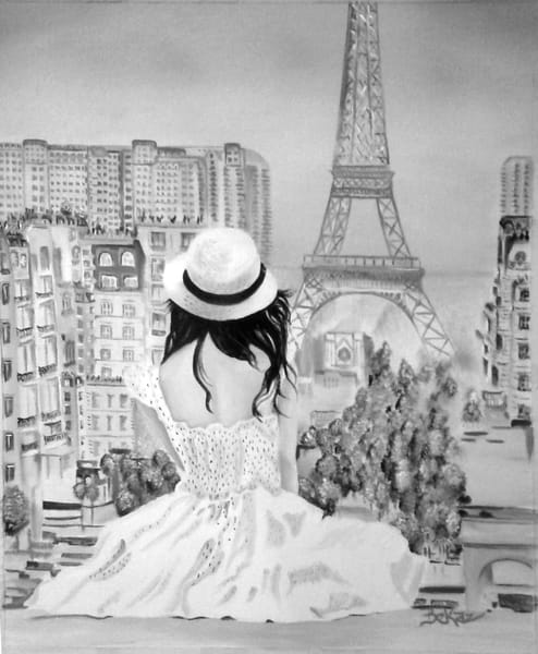 Me In Paris - Polka Dots