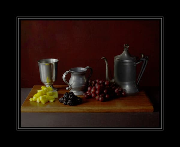 A Fine Art Photograph of European Fruit by Michael Pucciarelli
