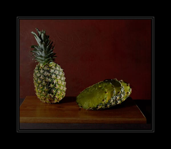 A Fine Art Photograph of Pineapples by Michael Pucciarelli