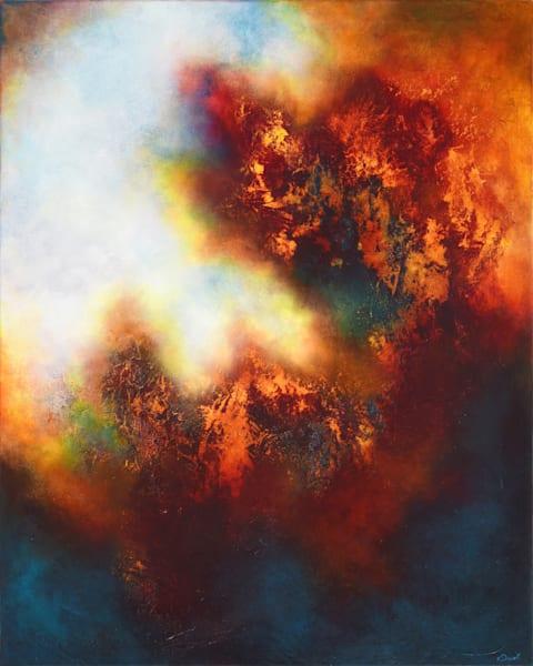 Let It Burn Art | Kristina Duewell Art