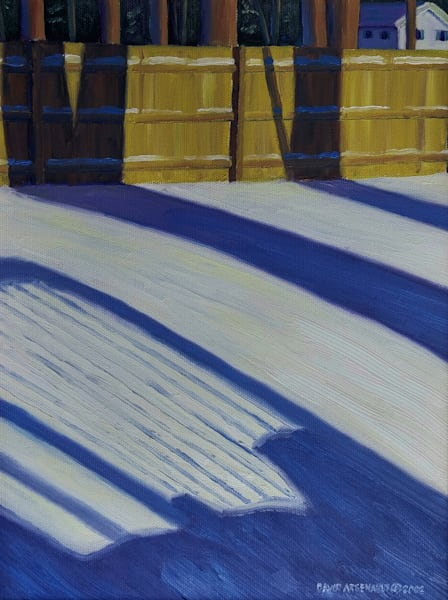 Seasonal Shadows Art | The Art of David Arsenault