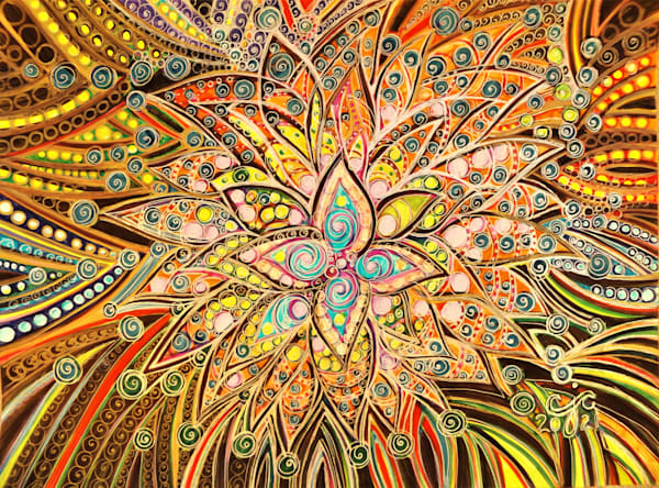 September Art   Cynthia Christensen Art