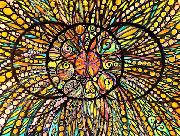 Sacred Geometry Art   Cynthia Christensen Art