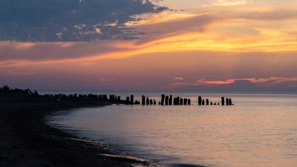 Sunset Whitefish Point, Upper Peninsula, Michigan
