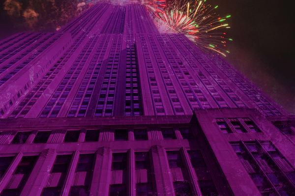 Ny 0046.Purple Art | Glenn McDaniel Arts, LLC