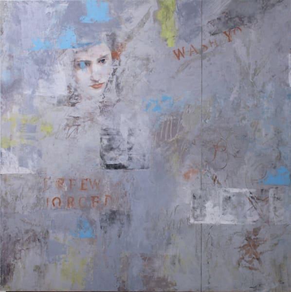 Good Bye Blue Skies I, Original Art | Gallery Row
