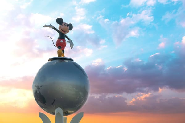 Hollywood Studios Mickey Mouse Photography Art   William Drew Photography