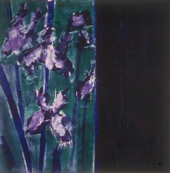 Irises  Art | Norlynne Coar Fine Art