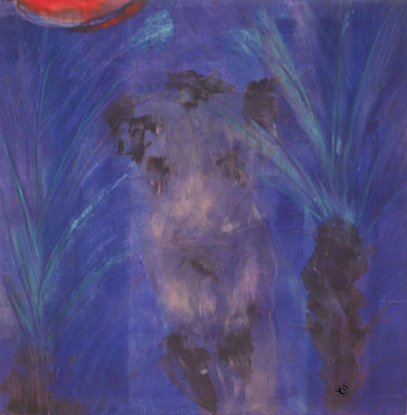 Torso With Palms Art | Norlynne Coar Fine Art