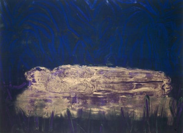 Sleeping Buddha Art | Norlynne Coar Fine Art
