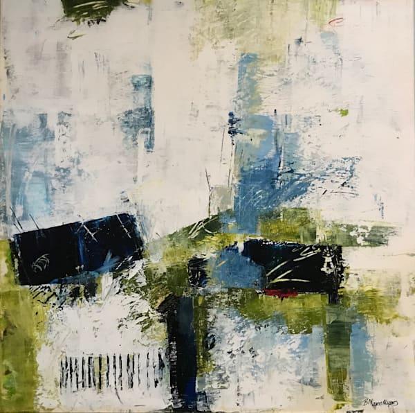 Blockhead Art | B Mann Myers Art