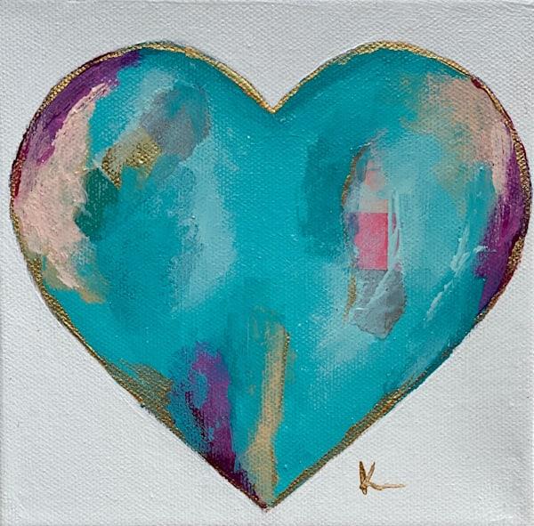 Open Heart Art | kellymerkurart