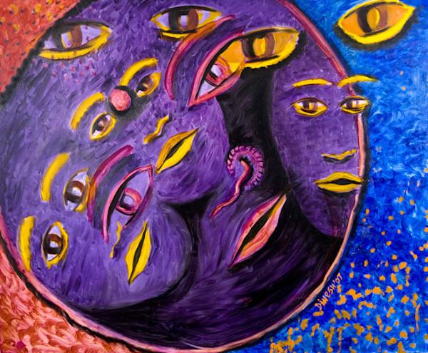 Family Doll &  Marriage  60x72 8640 Art | Dinesh Doshi Art