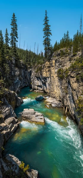 Marble Canyon Waters Art | James Alfred Friesen