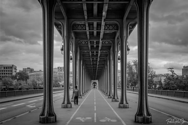 Paris: Pont De Bir Hakeim Photography Art | RHS Gallery