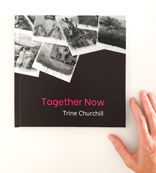 Together Now Art   Trine Churchill