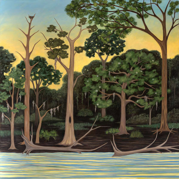 A Place Of Wonder Art | Margaret Biggs Fine Art